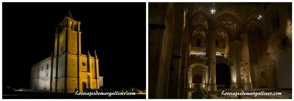 Iglesia Abacial de Alcalá la Real - Los viajes de Margalliver